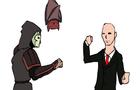 Amon vs Agent 47