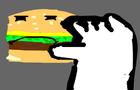 A Mcdonalds Burger