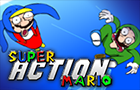 Super Action Mario by DeuxLab