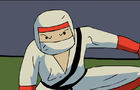 Shinobi the Fragile Ninja by WordWizard64