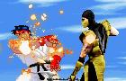 Scorpion kills Ryu