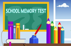School Memory Test by onyx009