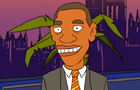 The Show - Barack Obama by bulgariananimations