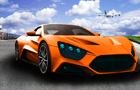 Airport Super Race by 101cargames