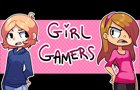 Girl Gamers by Jaltoid