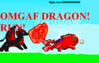 OMGAF Dragon! by jacklehamster