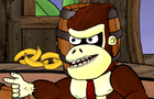 Destitute Donkey Kong by Danno147