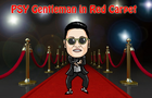 PSY Gentleman in Red Carp