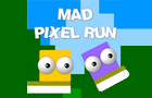 Mad Pixel Run by shajby