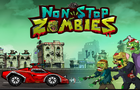 Non Stop Zombies by aleenajohn1980