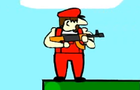Soviet Mario by KobylnikovRussian