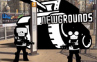 Newgrounds Ad by RyderOmega