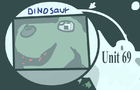 Dinosaurs in space by Askandar