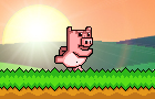 Mr Pig's Great Escape by PXLFLX