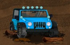 Off Road Jeep Hazard by GAMOLITION