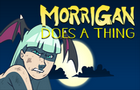 Morrigan Does A Thing by Wolfmercenary