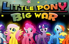 Little Pony Big War by baejongkim