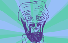 osama bin BADen!