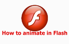 How to animate in Flash!