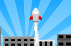 Pixel Rocket by jn2002dk