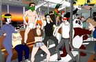 harlem shake!! by pinoytoons