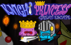 Knigh Princess Great Esca by gamestwoplayer