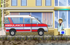 Ambulance Truck Driver 2 by nonamelab