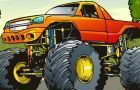 Monster Truck Jam by GAMOLITION