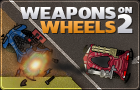 Weapons on Wheels 2 by ForTheLoss