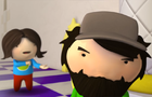 Game Grumps 3d #01 by Esquirebob