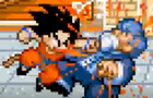 Goku VS Jackie Chun