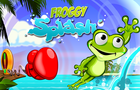 Froggy Splash by invictusgames
