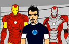 Iron Man 3 -animation par by Wariatadi