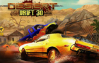 Desert Drift 3D by aleenajohn1980