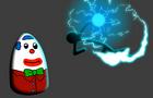 MONIGOTE vs Clown