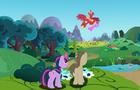 Flying Ponies!