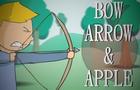 Bow, Arrow & Apple