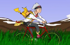 A Pokemon Bike Ride