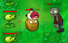 Angry Bird VS Green Pig