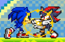 Sonic VS Shadow #2