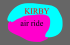 Kirby Air Ride
