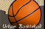 Urban basketball shoots