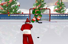 Santa hockey summer