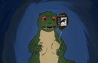 Godzilla Goes to ComicCon