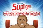 Supligens Strongest Man