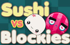 Sushi vs Blockies!