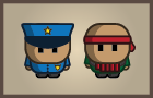 Cop and Bomber RUSH!