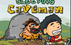 Sleeping Caveman