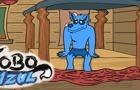 Lobo azul - Caperucita