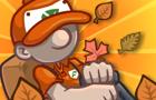 Leaf Blower Madness!